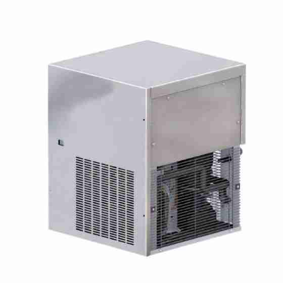 Produttore Fabbricatore di ghiaccio scaglie granulari produzione 280 kg - 24h