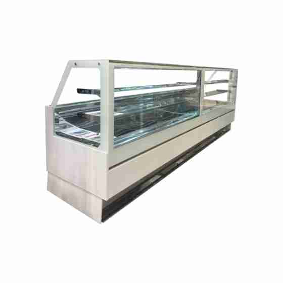 Banco Refrigerato 110x90x140h cm