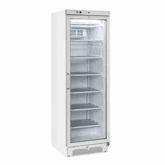 Vetrina gelateria refrigerazione con ventola di assistenza 300 lt 600x630x1870 h mm