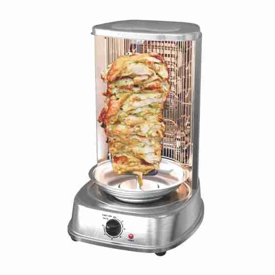 Mini Gyros kebab elettrico 28.2 x 33.25 x 45 h cm 1200W