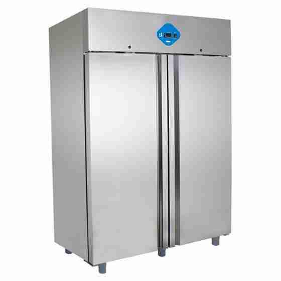 Armadio Frigo Due Ante.Armadio Congelatore 1400 Lt Negativo