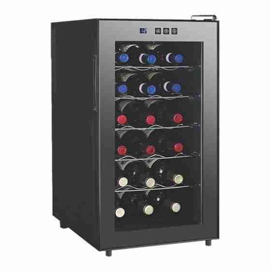 Cantinetta vini 48 lt - 18 bottiglie