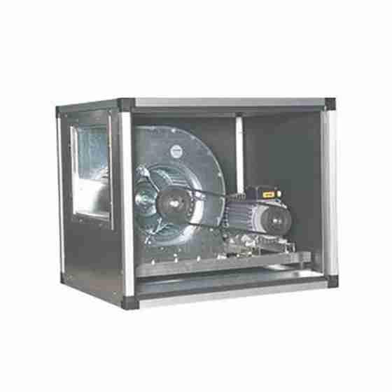 Ventilatori Centrifughi Cassonati a trasmissione una velocità 1200 m3/h