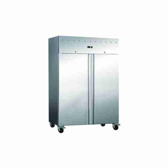 Armadio Frigorifero Refrigerato Professionale in acciaio inox capacità 1410lt