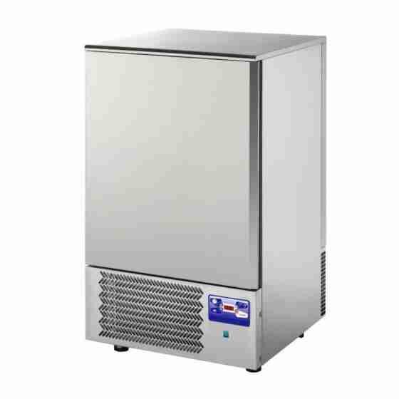 Abbattitore surgelatore di temperatura professionale 10 Teglie GN 1/1