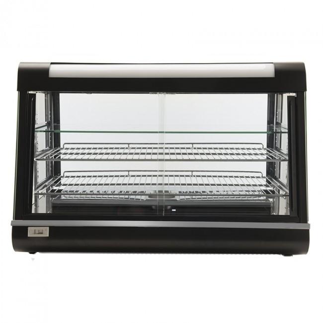 Vetrina da banco calda vetri inclinati 670x440x635h mm for Arredamenti low cost