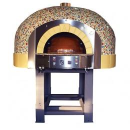 Forno a Gas 7 Pizze con decorazione a Mosaico