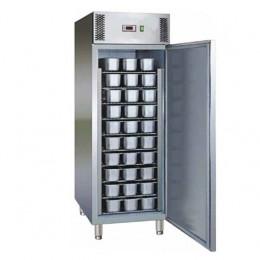 Armadio refrigerato pasticceria ventilato 740x990x2010h mm  -18/-22°C.