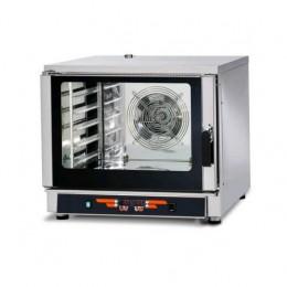 Forno elettrico 5 teglie 600x400 - GN 1/1 modulare a combinazione vapore e convezione  - DIGITALE