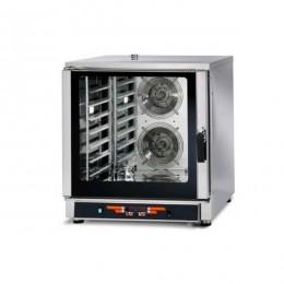 Forno elettrico 7 teglie 600x400 - GN 1/1 modulare a combinazione vapore e convezione - DIGITALE