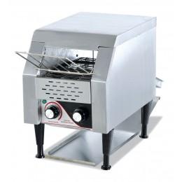 Tostapane elettrico a nastro professionale da 300-350 fette/h