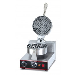 Macchina professionale elettrica per waffel 250x380x270 h mm