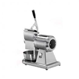 Grattugia per formaggi inox monofase con freno motore 420x300x390h mm