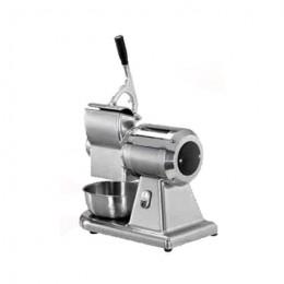 Grattugia per formaggi inox Trifase con freno motore 420x300x390h mm