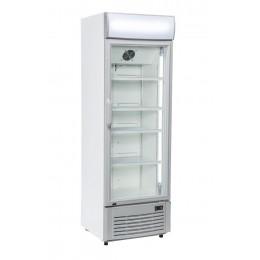 Vetrina pasticceria verticale porta a cerniera refrigerazione ventilata +1~+10°C 620x600x1890 h mm