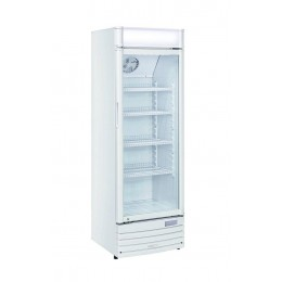 Vetrina pasticceria verticale porta a cerniera refrigerazione statica +1~+10°C 600x570x1835 h mm