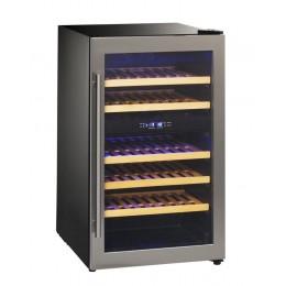 Cantina vini refrigerazione ventilata +5~+10/+10~+18 °C  130 lt