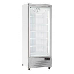 Vetrina gelateria ventilata 560 lt 750x760x2030 h mm