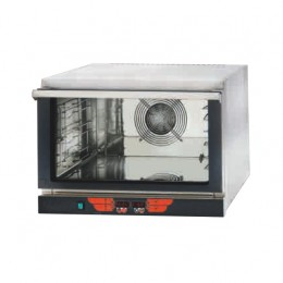 Forno digitale EKO a convezione potenziato 3 teglie 600x400 mm - GN 1/1