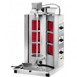 Macchina Doner Gyros Cuoci Kebab elettrica  10-30 kg