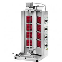 Macchina Doner Gyros Cuoci Kebab elettrica  30-65 kg