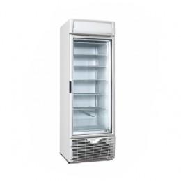 Vetrina congelatore verticale a basso consumo energetico 403 lt 580 W -15°C -25°C