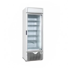 Vetrina congelatore verticale a basso consumo energetico 470lt -15°C -25°C