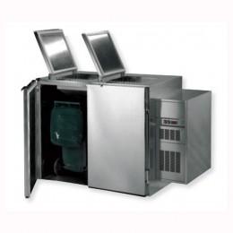 Box Refrigerato per Rifiuti capacità 120 lt
