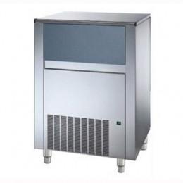 Produttore Fabbricatore di ghiaccio cubetti pieni produzione 130 Kg - 24h