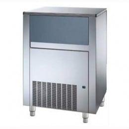 Produttore Fabbricatore di ghiaccio cubetti pieni produzione 155 Kg - 24h