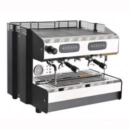 Macchina caffè 2 Gruppi Compatta Automatica