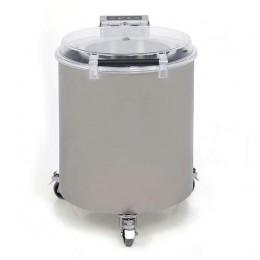 Centrifuga per insalata capacità per ciclo 6 Kg