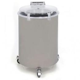 Centrifuga per insalata capacità per ciclo 12 Kg