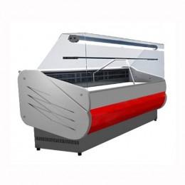 Banco Refrigerato Vetri dritti 1520x900x1262h mm
