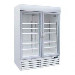 Vetrina Gelateria refrigerazione ventilata capacità 1078 lt 1360x700x1985 h mm