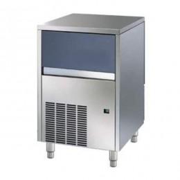 Produttore Fabbricatore di ghiaccio cubetti cavi produzione 32 kg / 24h