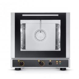 Forno Elettrico a Convenzione con Vapore 4 Teglie 429x345 mm
