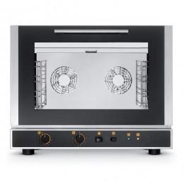 Forno Elettrico a Convenzione con Grill e Umidificazione 4 teglie / griglie 1/1 GN