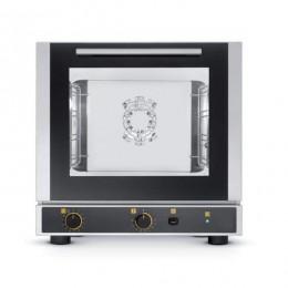 Forno Elettrico a Convenzione con Umidificazione 4 Teglie 429x345 mm