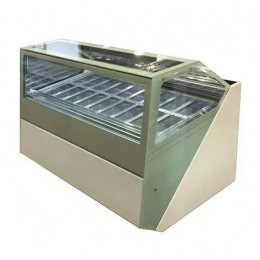 Banco Gelateria 1800x1260x1300h mm 18 gusti