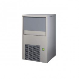 Produttore Fabbricatore di ghiaccio Capacità 59 kg Cubetto Trafilato