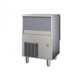 Produttore Fabbricatore di Ghiaccio Capacità 96 Kg Cubetti Trafilati