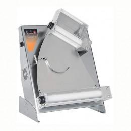 Stendipizza con sensori in acciaio da banco per pizze dal diametro 14-30 cm