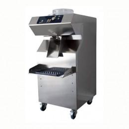 Mantecatore per Gelato con estrazione automatica condensazione mista capacità 5 lt
