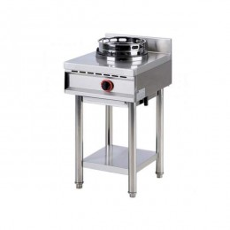 Cucina cinese wok a gas su base 1 fuoco da 13 kw