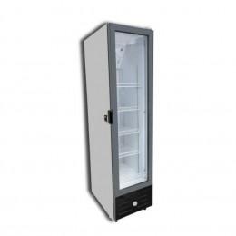 Vetrina Verticale Ventilata per Pasticceria capacità 313 lt con illuminazione a LED e display retroilluminato