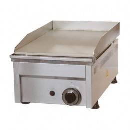 Fry Top a Gas piastra liscia 330x450x275h mm
