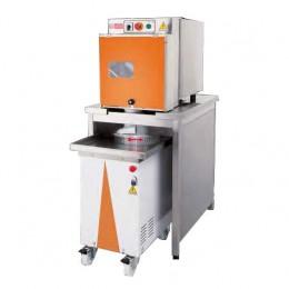 Porzionatrice e Arrotondatrice per pane e pizza 660x880x1550h