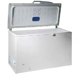 Congelatore orizzontali coperchio cieco 352 lt