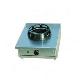 Cucina Wok etnica Cinese Giapponese 1 Fuoco 500x500x275h mm